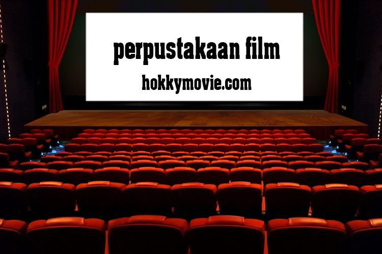 perpustakaan film hokky movie